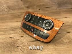 06 12 Mercedes Benz R350 Gl450 Ml350 Front Ac Climate Control Heater Switch Oem