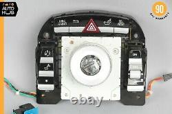 07-09 Mercedes W221 S63 CL65 CL63 AMG Multi Functional Control Switch Knob OEM