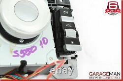 10-13 Mercedes W221 S400 S600 CL550 Multi Functional Control Switch Knob OEM