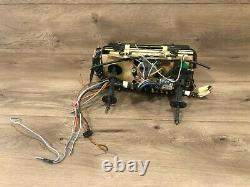 1972 1981 Bmw E12 528i 530i Front Dash Air Ac Climate Control Heater Switch Oem