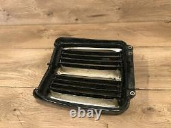 1977-1979 Bmw E21 320 Coupe Front Bumper Radiator Hood Grill Grille Oem