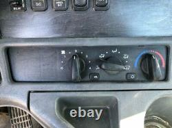 2009 Freightliner COLUMBIA 120 Heater & AC Temp Control 3 Knobs 2 Buttons