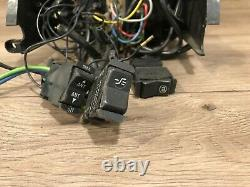 70 81 Mercedes Benz W116 W107 R107 Front Ac Climate Control Heater Switch Oem