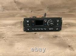95 02 Range Rover P38 Hse Front Ac A/c Air Climate Control Heater Switch Oem