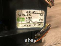 95 02 Range Rover P38 Hse Front Ac A/c Air Climate Control Heater Switch Oem 2