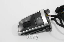 Audi A4 B8 A5 Multifunction Steering Wheel Buttons Switches Controls 4E0951527AE
