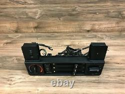 Bmw Oem E28 524 528 533 535 M5 Front Ac Climate Control Heater Switch 82-88 3
