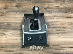 Infiniti Oem G37 Front Center Console Gear Selector Shifter Panel Cover 10-13