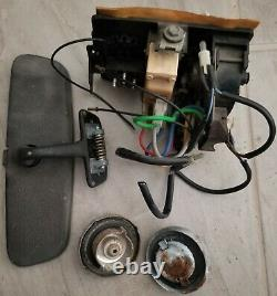 MERCEDES BENZ OEM W107 W116 R107 AC CLIMATE CONTROL HEATER SWITCH 70-8 and more