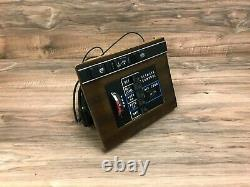 Mercedes Benz Oem W107 W116 R107 Front Ac Climate Control Heater Switch 70-81