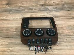 Mercedes Benz Oem W163 Ml320 Ml500 Ml55 Front Ac Climate Control Switch 02-05 3