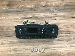 Range Rover Oem P38 Hse Front Ac Climate Control A/c Heater Switch 1995-2002